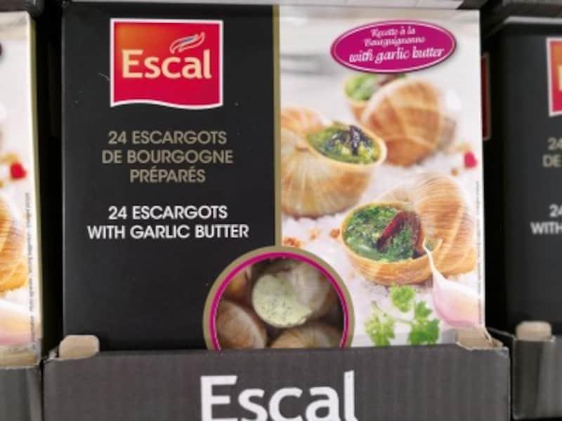 コストコのおすすめ食べ物13:エスカルゴのガーリックバター詰め