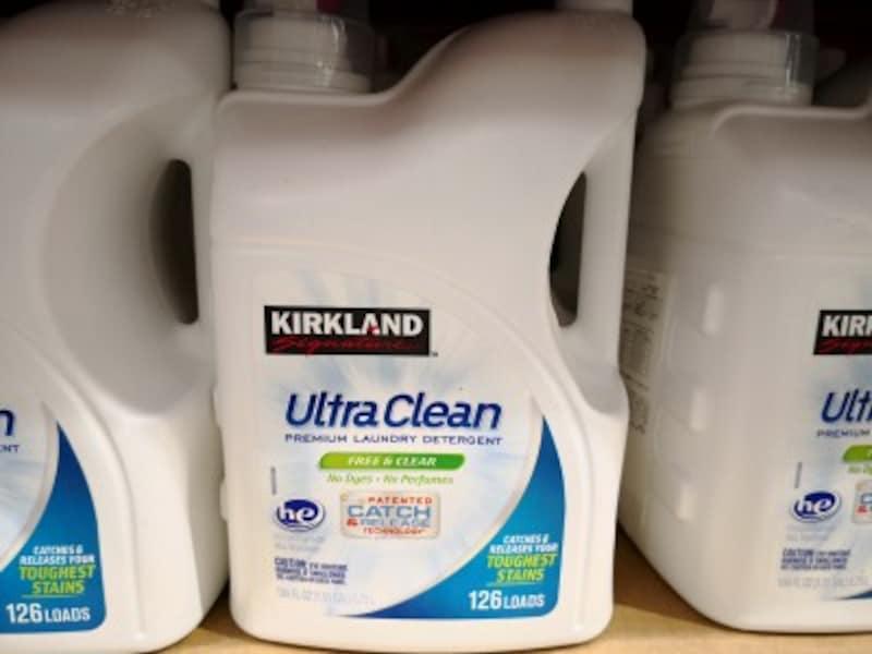 コストコのおすすめ日用品4:カークランドシグネチャー ウルトラ液体洗濯洗剤