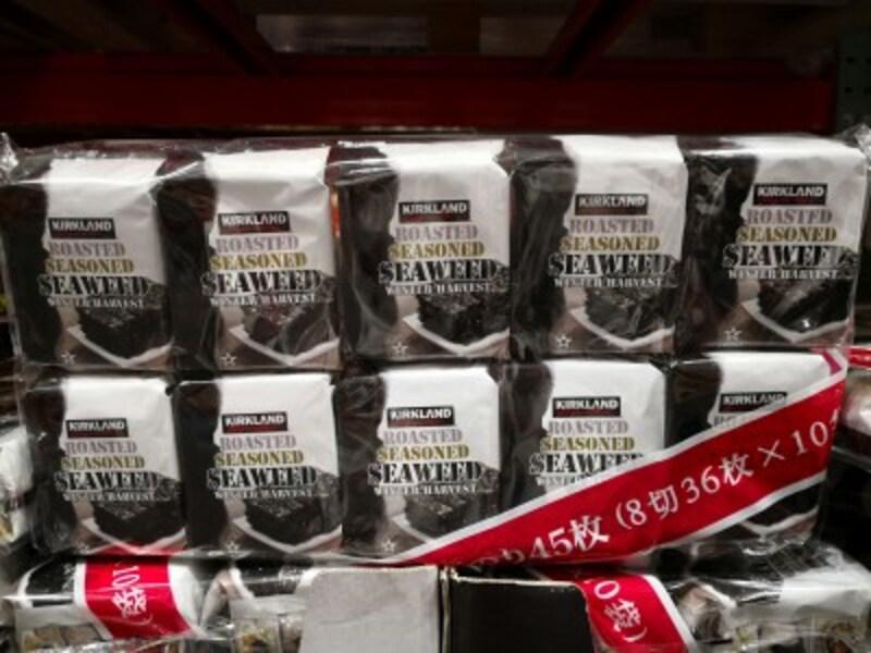 韓国海苔コストコおすすめ人気商品