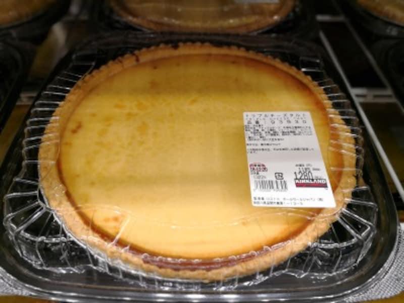 コストコおすすめチーズタルト