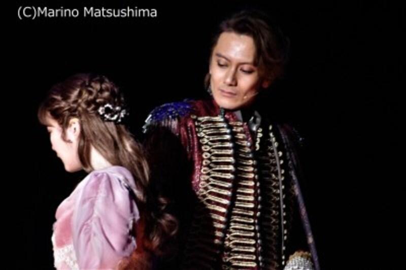 『ナターシャ・ピエール・アンド・ザ・グレート・コメット・オブ・1812』(C)MarinoMatsushima