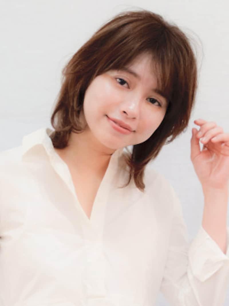 石田ゆり子さん風髪型のヘアセット方法を解説します!