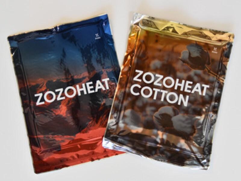 ZOZOHEATとZOZOHEATCOTTON