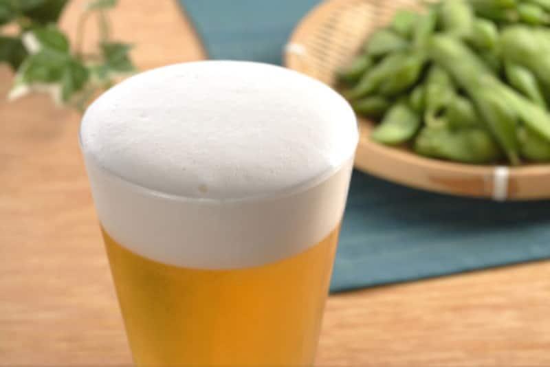 ビールはワインに次ぐ若返りのお酒⁉︎
