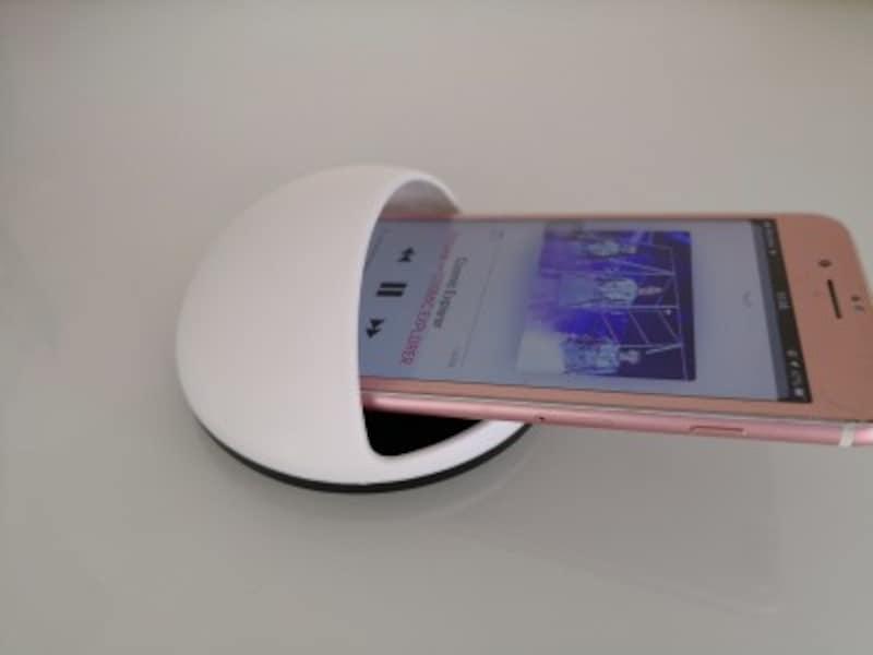 キャンドゥおすすめ商品30:電気のいらないスマホ専用スピーカー
