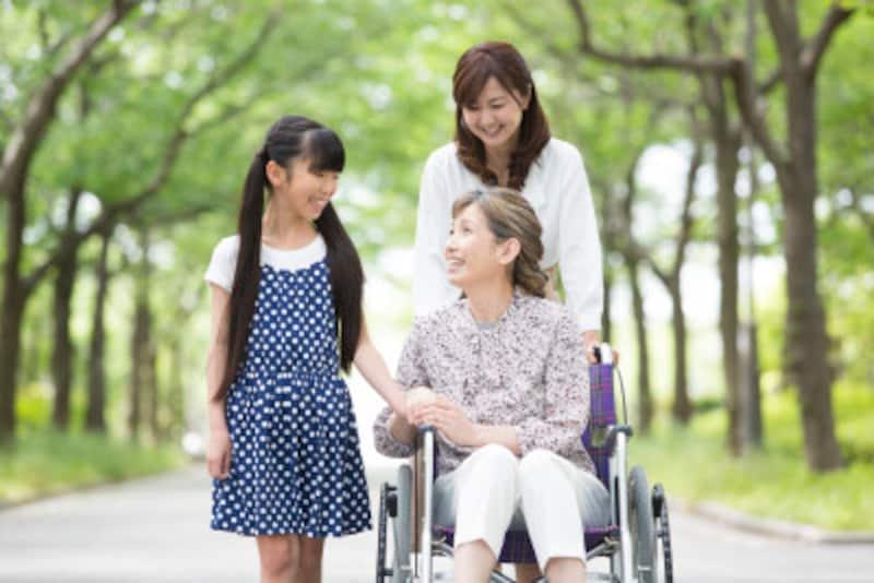 特別寄与料として療養看護などによる貢献が配慮される。
