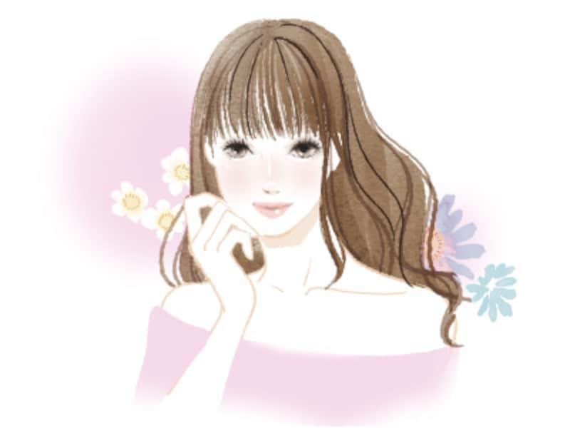 深田恭子風メイクの方法