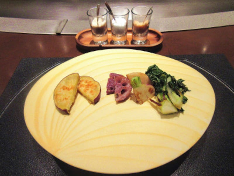 TOKYOKAIKAN會焼野菜