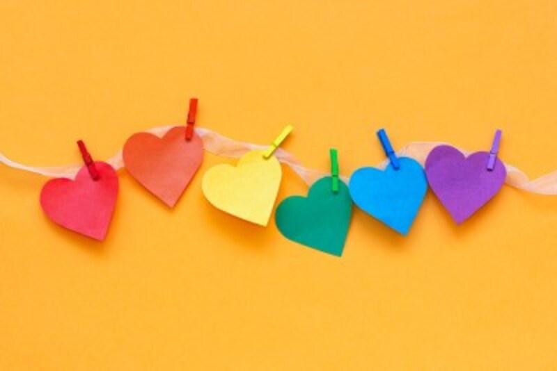 好きな色から、恋愛の傾向を読み解きます