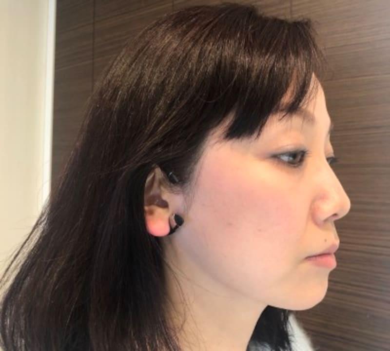 イヤーアップ,avexbeautymethod,耳にかける美顔器,美顔器,イヤーアップ装着