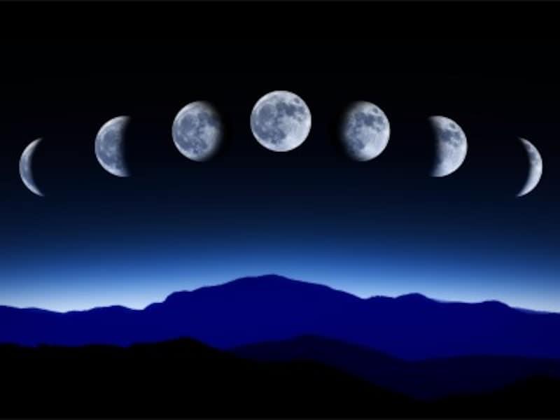 新月の日に始めたことが満月で成就する?