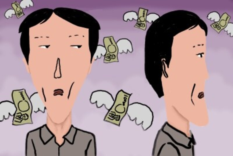 お金が出ていく顔相の特徴って?