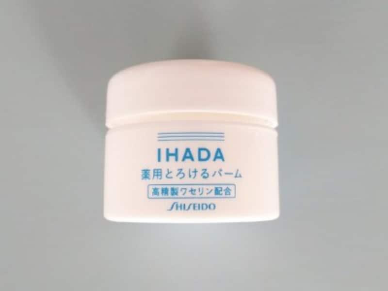 お肌にも唇にも、安心して使える「IHADA薬用バーム」