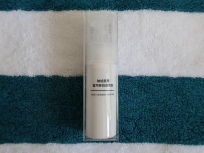 無印良品敏感肌用薬用美白美容液1390円(税込)