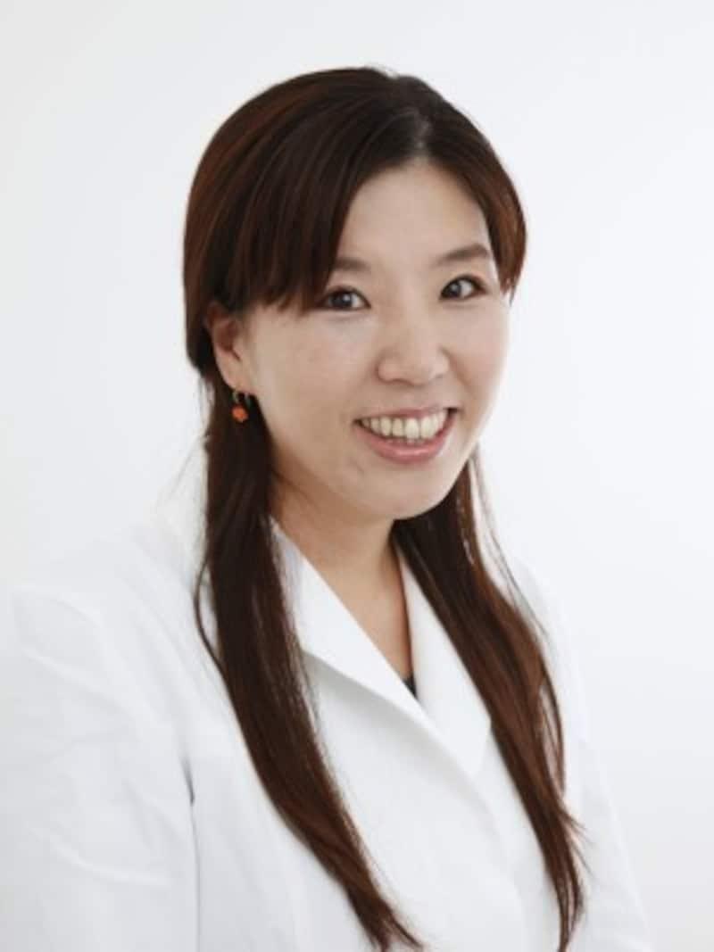 のべ数万人のアンダーヘアを診てきた福山院長。可愛い笑顔で重みある証言をできちゃうのが素晴らしい!