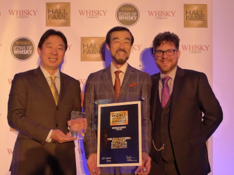 「アイコンズ・オブ・ウイスキー2017」
