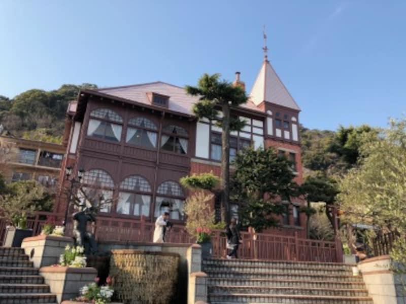 神戸北野異人館街「風見鶏の館」