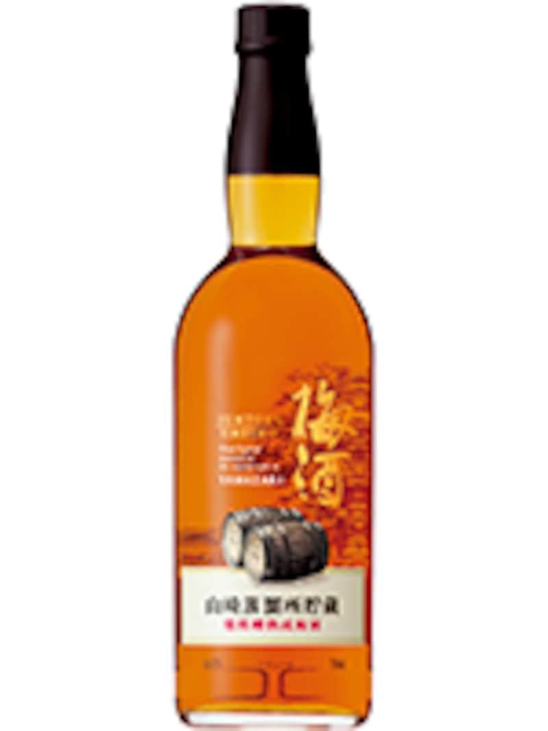 山崎蒸溜所焙煎樽熟成梅酒