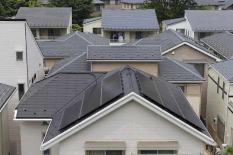 屋根の葺き替えも1/2以上の面積を行えば大規模修繕に該当する