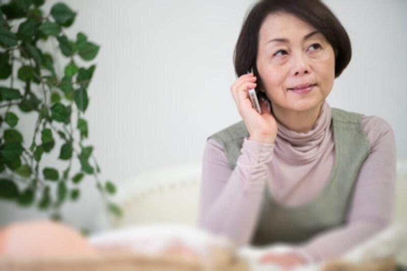 お悩み:母親からの「結婚してほしい」コールに、どう返していいかわかりません
