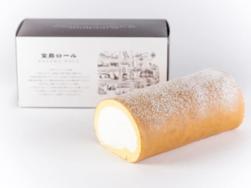 東京にも平成19年に店舗がオープンし、ロールケーキブームを牽引した大阪発「モンシェール」の「堂島ロール」。現在でも銀座三越、日本橋三越本店で購入できる。