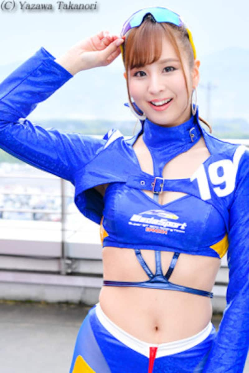 安田七奈/2019WedsSportRacingGals