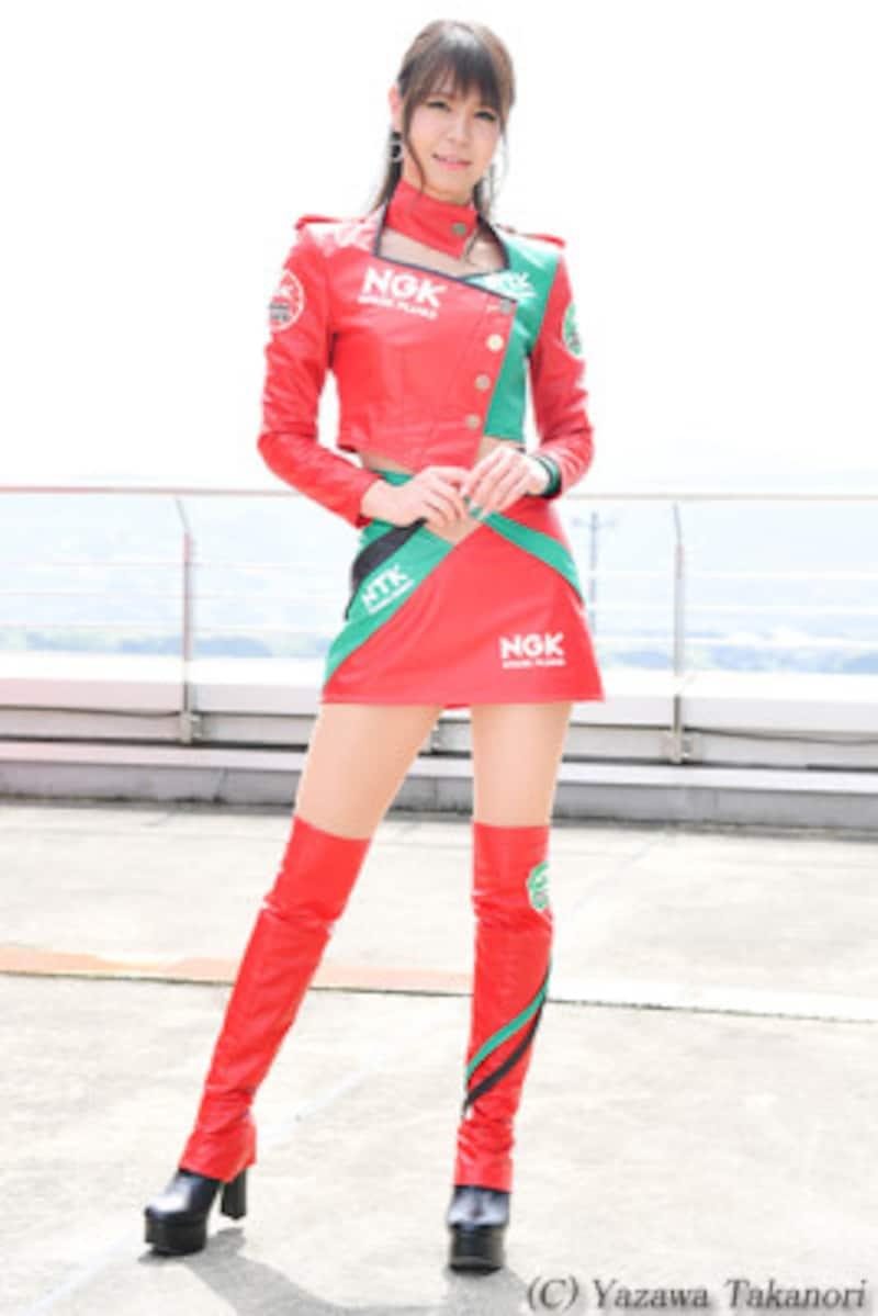芦沢ゆうな/NGKスパークガール