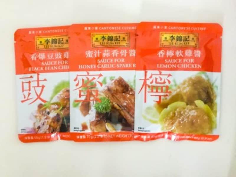 中華各種ソース