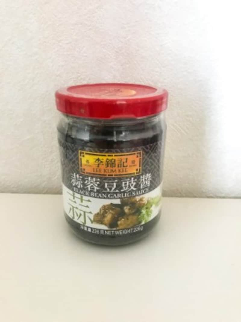 蒜蓉豆鼓醤