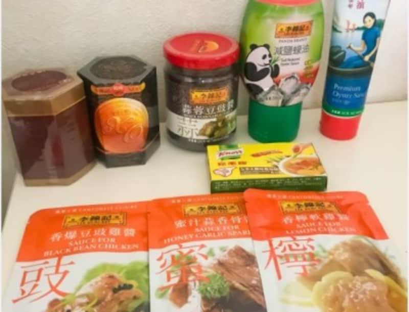 香港のスーパーで買えるお土産にぴったりな調味料の数々