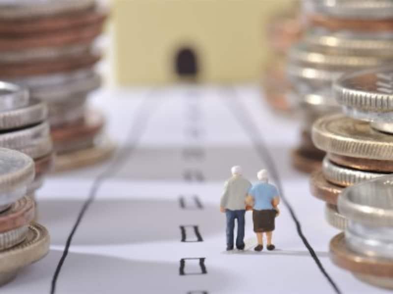 夫が起業して夫婦とも国民年金