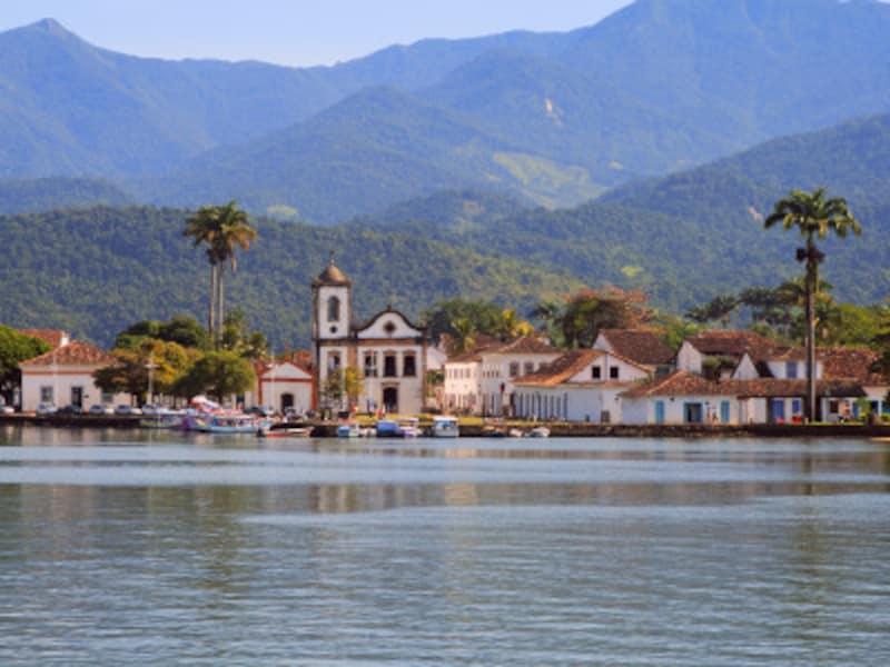 ブラジルの世界遺産「パラチとグランデ島-文化と生物多様性」、パラチ歴史地区