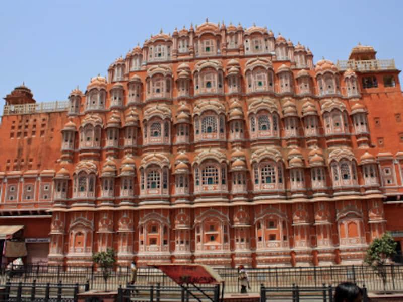 インドの新世界遺産「ジャイプール市、ラジャスタン」、ハワー・ハマル
