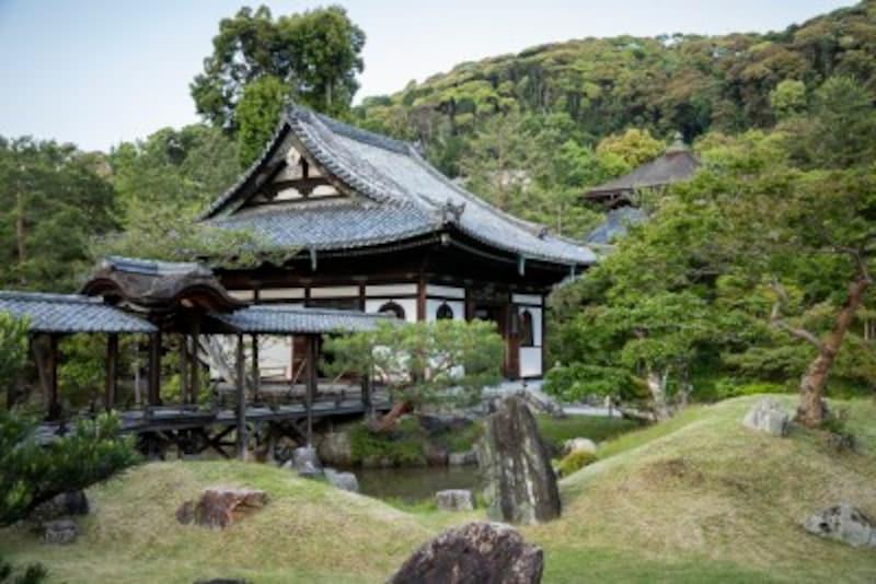 京都のお寺巡り2.高台寺の開山堂