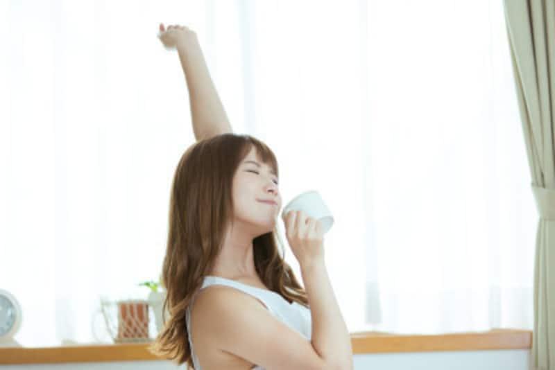 下痢の時の体は水分不足。白湯で補給しましょう(画像出典:白湯の健康効果…「冷え性や便秘にも有効」は本当か)