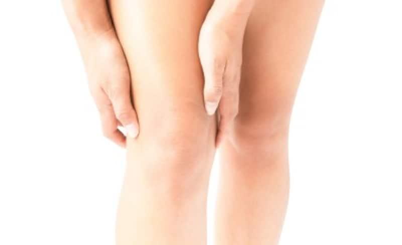 気になる膝の黒ずみ