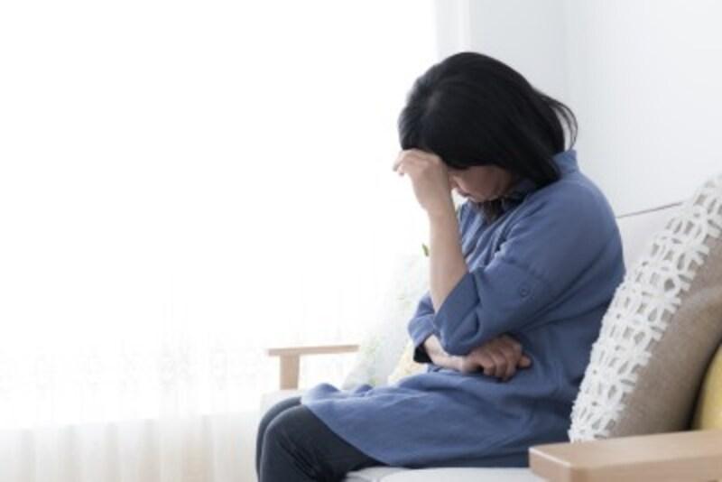 更年期障害によるイライラ