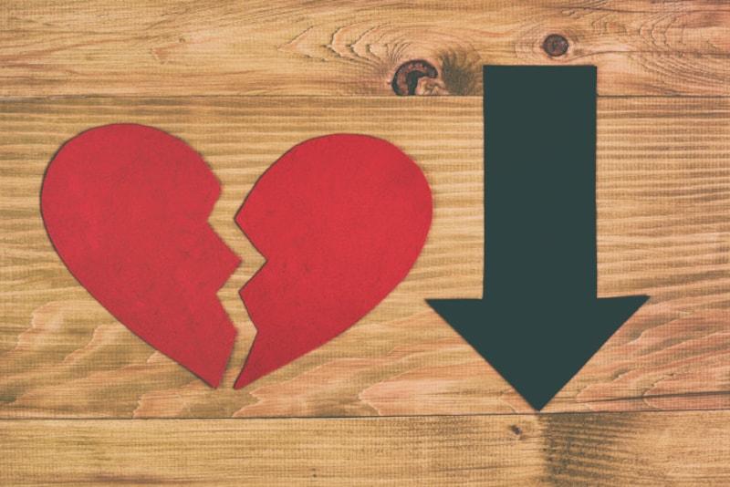 アドバイス1:「付き合う前にセックスすると恋愛成就率はガタ落ち」は事実