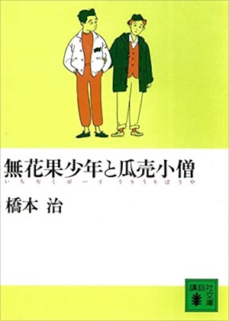 男の子どうしの恋愛のような関係を描いた青春小説