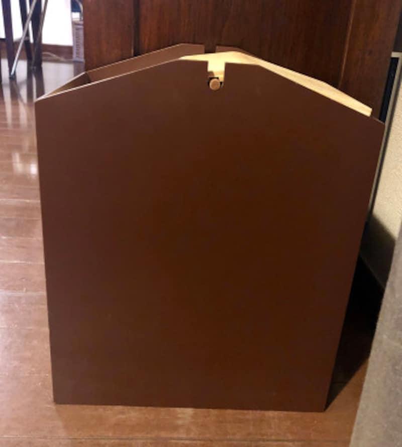 arrowsゴミ箱側面