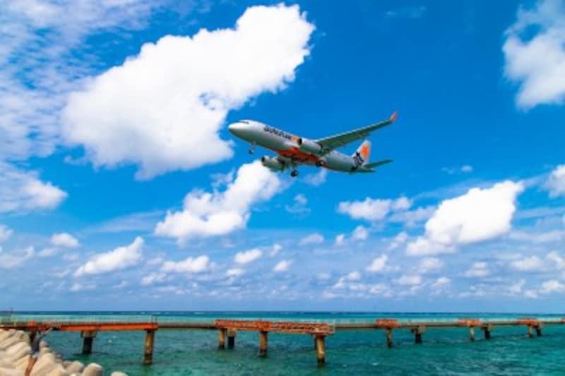 下地島空港に就航するLCCのジェットスター・ジャパン