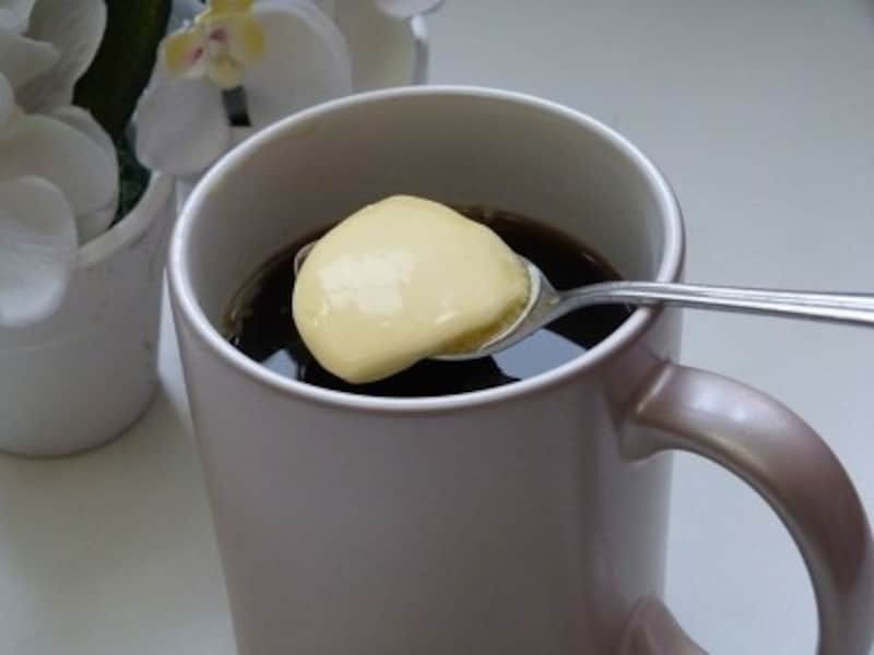 バターコーヒーのダイエット効果&やり方は?