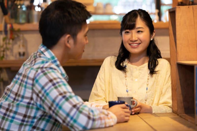 アドバイス3:初対面で「結婚相手としてアリかナシか」でジャッジしない