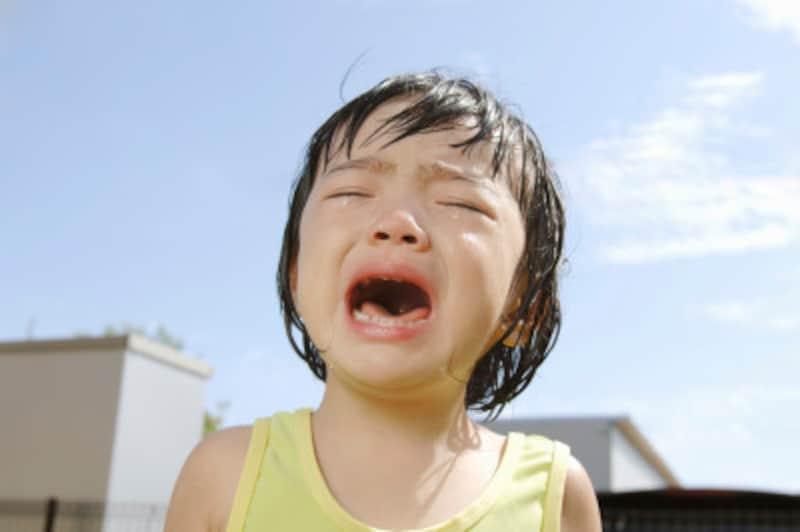 子供の癇癪の原因とメカニズムとは