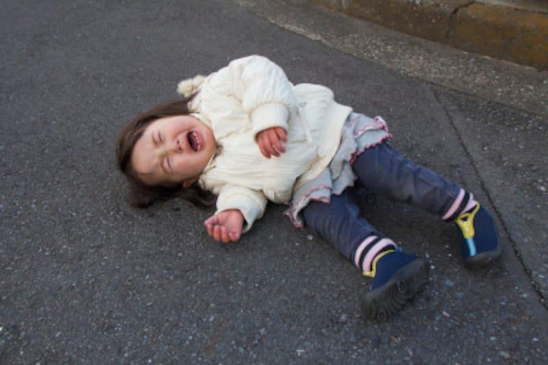 子供の癇癪、4歳児には違う対応が必要?「4歳の壁」とは