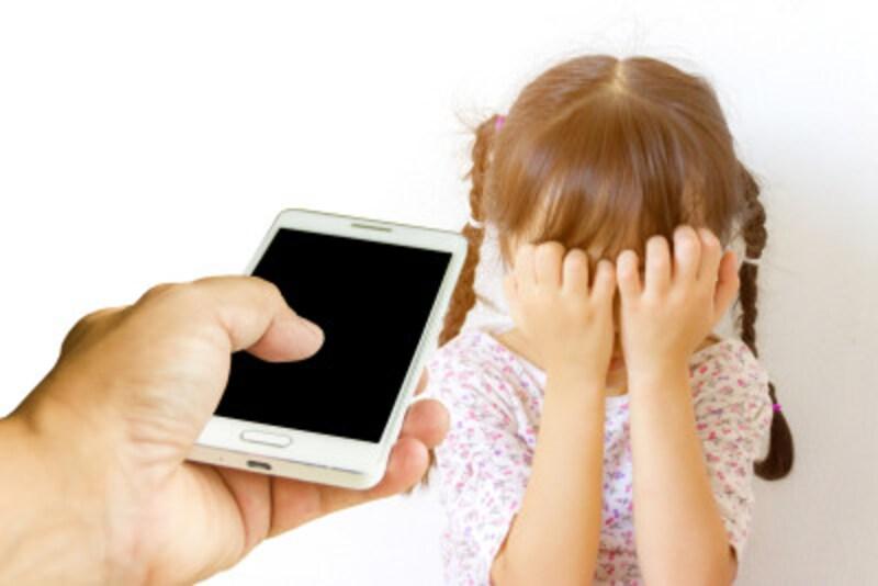 言うことを聞かない子ども 鬼からアプリ