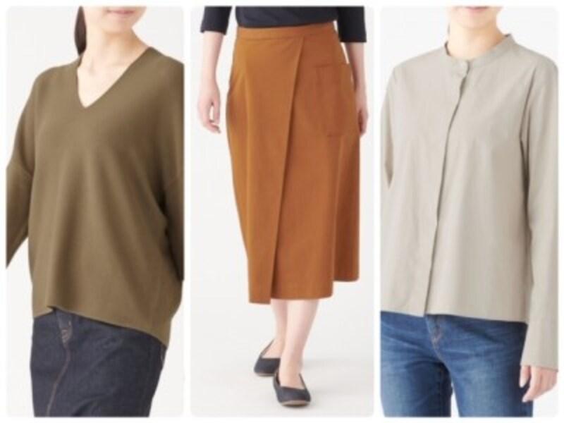 全て4990円以下!上質なカジュアル服が揃う無印良品の新作をチェック