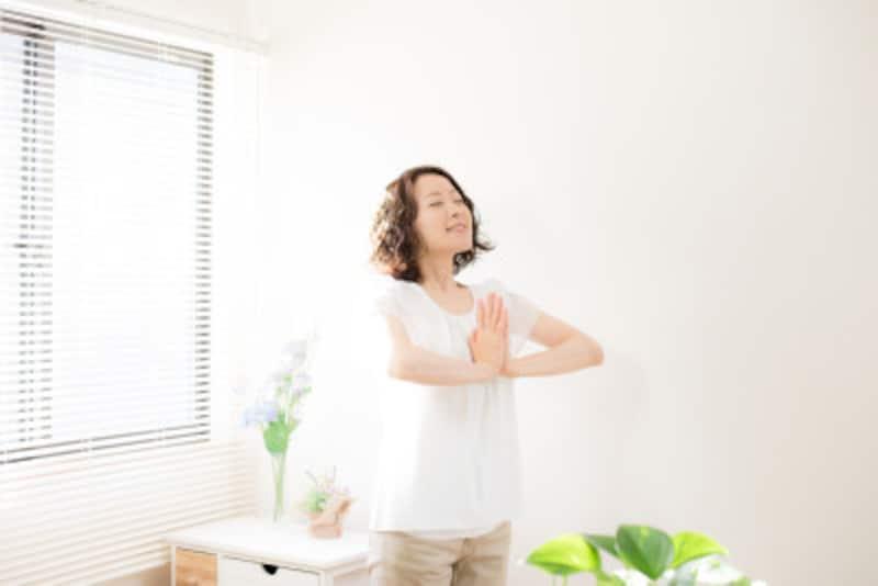 自分の呼吸に意識を向けてみよう