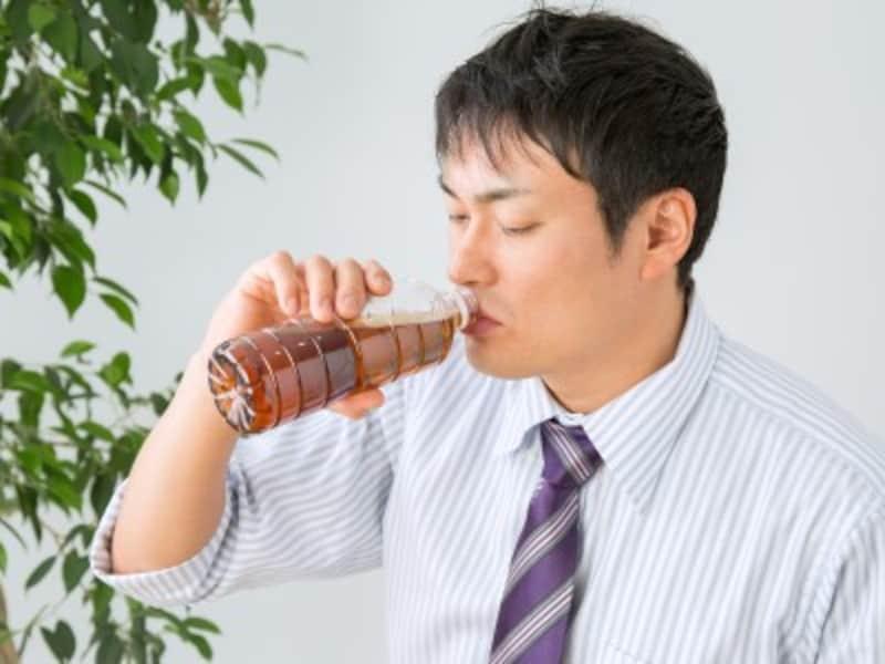 ペットボトル飲料の危険性