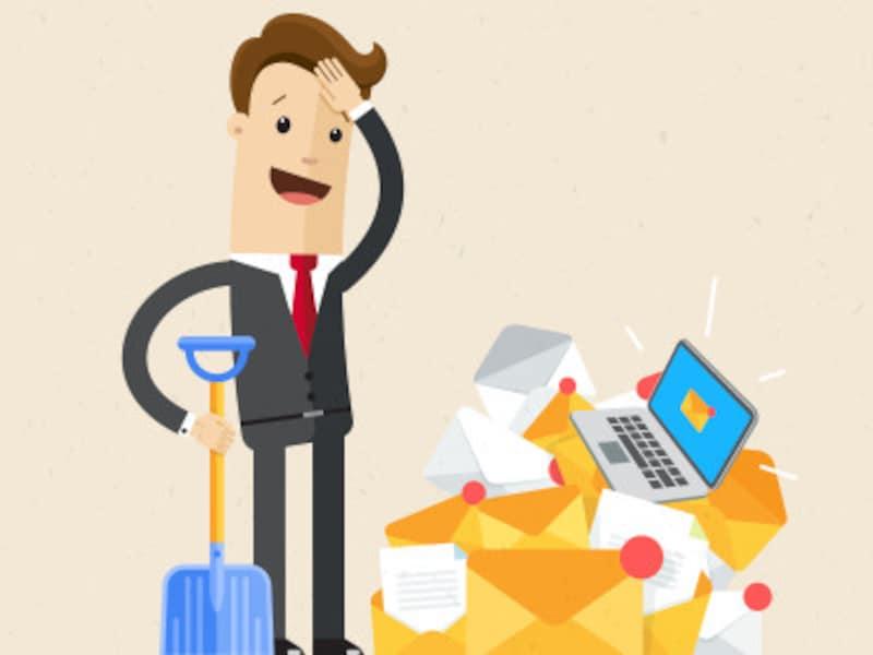 あなたは1日に何回メールチェックしている?